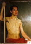 1.O - El Romano (83 x 99 Cms) 1.941