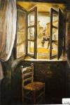 101.O - El estudio del artista (111 x 129 Cms) 1.978