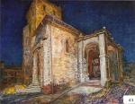 12.O - Catedralina (110 x 90 Cms) 1.973