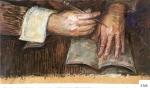120.O - Estudio de las manos de Segunda Colubi (60 x 30 Cms) 1.981