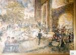 13.O - Danzantes La Guía (99 x 72 Cms) 1.978