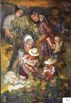 13.O - Juguetes de Reyes (76 x 110 Cms) 1.984