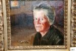 146.O - Retrato de mi madre ( 40 x 35 Cms) 1.937