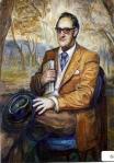 18.O - Retrato de Ramón de Castro (83 x 117 Cms) 1.975