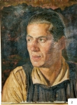 2.O - Retrato de Campesino (37 x 47 Cms) 1.941