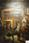 25.O - La espera del Principe (120 x 163 Cms) 1.976