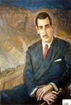 27.O - Retrato de Ramón Carreda (83 x 97 Cms) 1.948