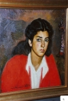 3.O - Retrato de Margot (47 x 53 Cms) 1.941