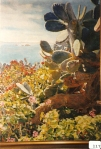 31.O - La Chumbera o Costa Balear (58 x 72 Cms) 1.942