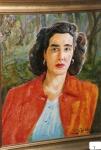 4.O - Retrato de Conchita la de la Auseva (49 x 58 Cms) 1.946