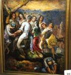 68.O - Danza de San Juán, o La Danza (77 x 91 Cms) 1.968